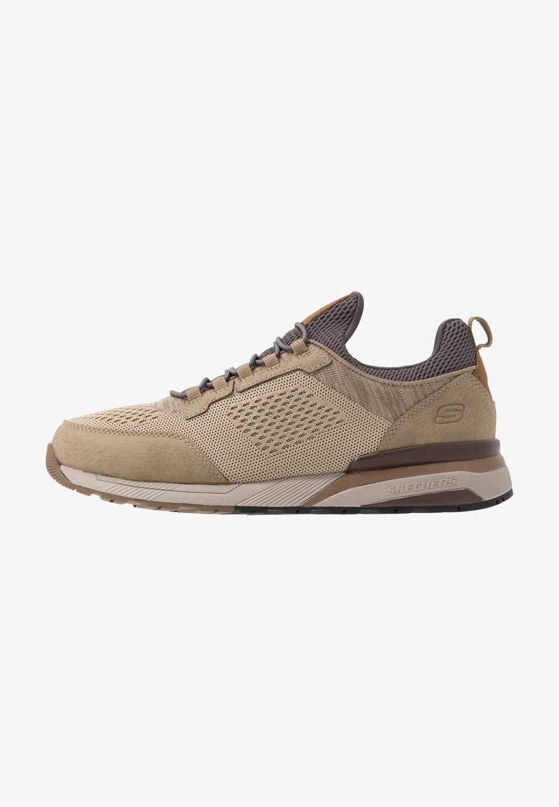 Skechers - NORGEN - Slip-ons - taupe