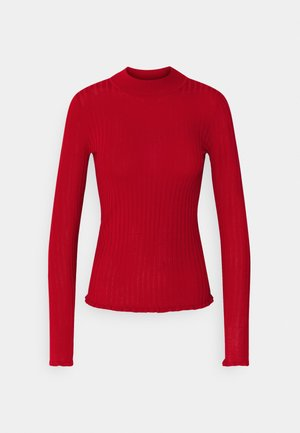 STARRI - Jumper - medium red