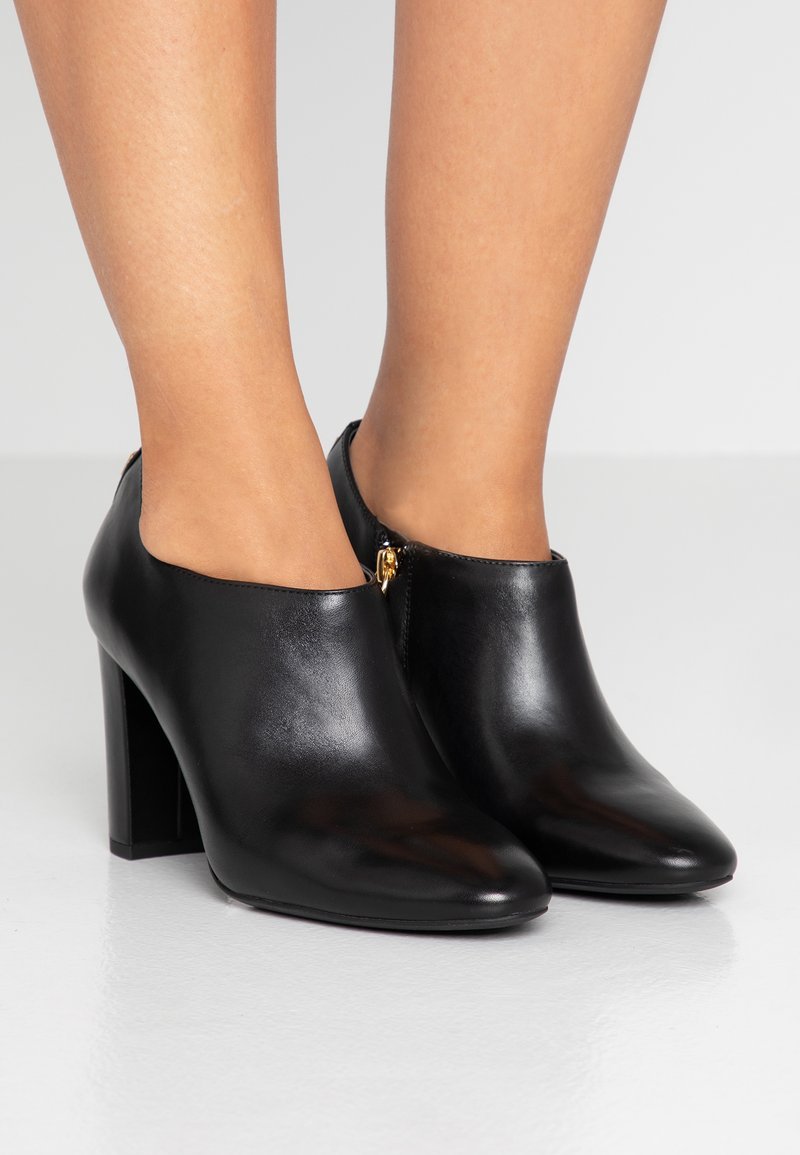Lauren Ralph Lauren - AUBREE - High heeled ankle boots - black
