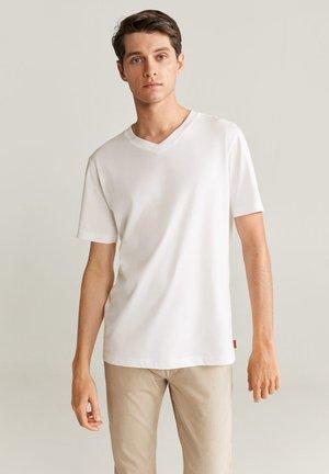 3 PACK - T-Shirt basic - weiß