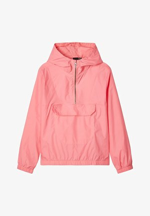ANORAK LEICHTER ÜBERGANGS - Veste coupe-vent - conch shell