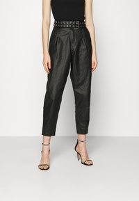 Missguided - Trousers - black - 0