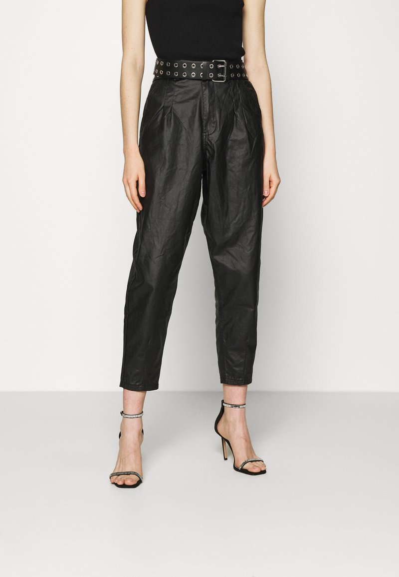 Missguided - Trousers - black