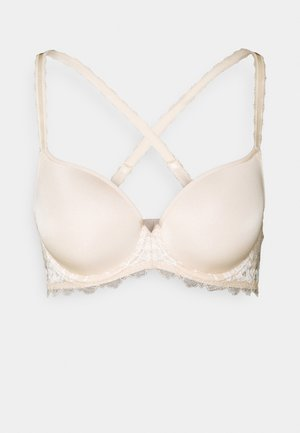 PERFECTION CONTOUR BRA - Beugel BH - cafe creme