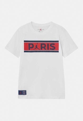 PSG BARS - Club wear - white