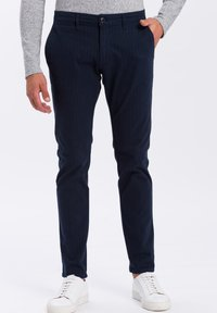 Cross Jeans - Chinos - dark blue - 0