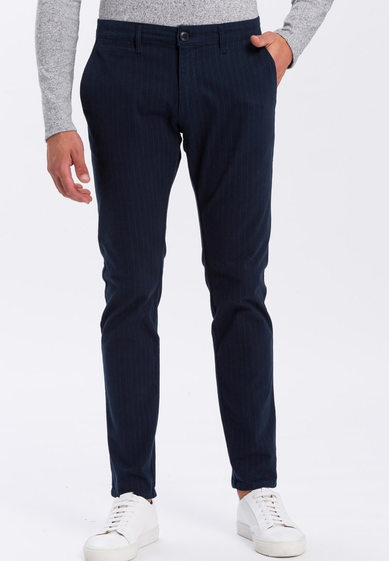 Cross Jeans - Chinos - dark blue