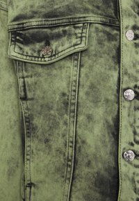 BLANCHE - AVIDA JACKET - Denim jacket - green - 2