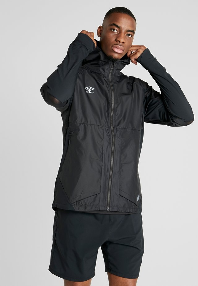 ELITE TRAINING HYBRID JACKET - Training jacket - black
