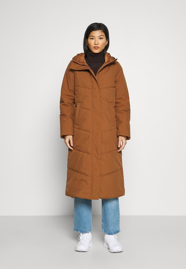 DEMI - Winter coat - rust brown