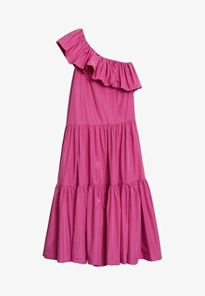 PRUN - Day dress - fuchsia