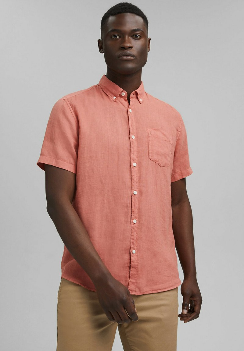 Esprit - Shirt - coral red