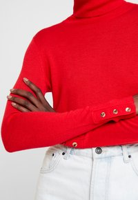 Pedro del Hierro - TURTLENECK - Jumper - red - 4