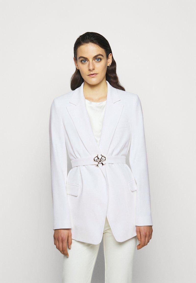 Pinko - COLA JACKET - Short coat - white