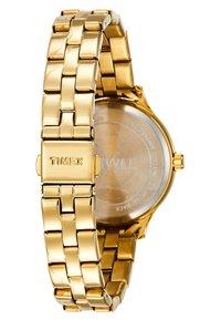 Timex - WOMENS TREND TONE CASE & BRACELET - Watch - gold-coloured - 2