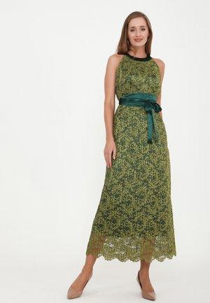 FUSIA - Maxi dress - olive