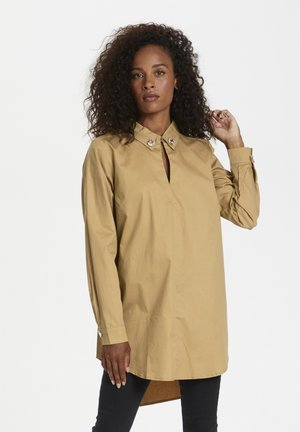 Blouse - light brown