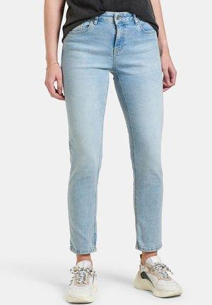 AMETIST DENIM - Slim fit jeans - blue