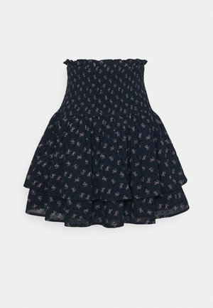 SKIRT - A-line skirt - sky captain