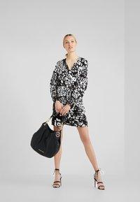 Patrizia Pepe - ABITO DRESS - Day dress - black - 1