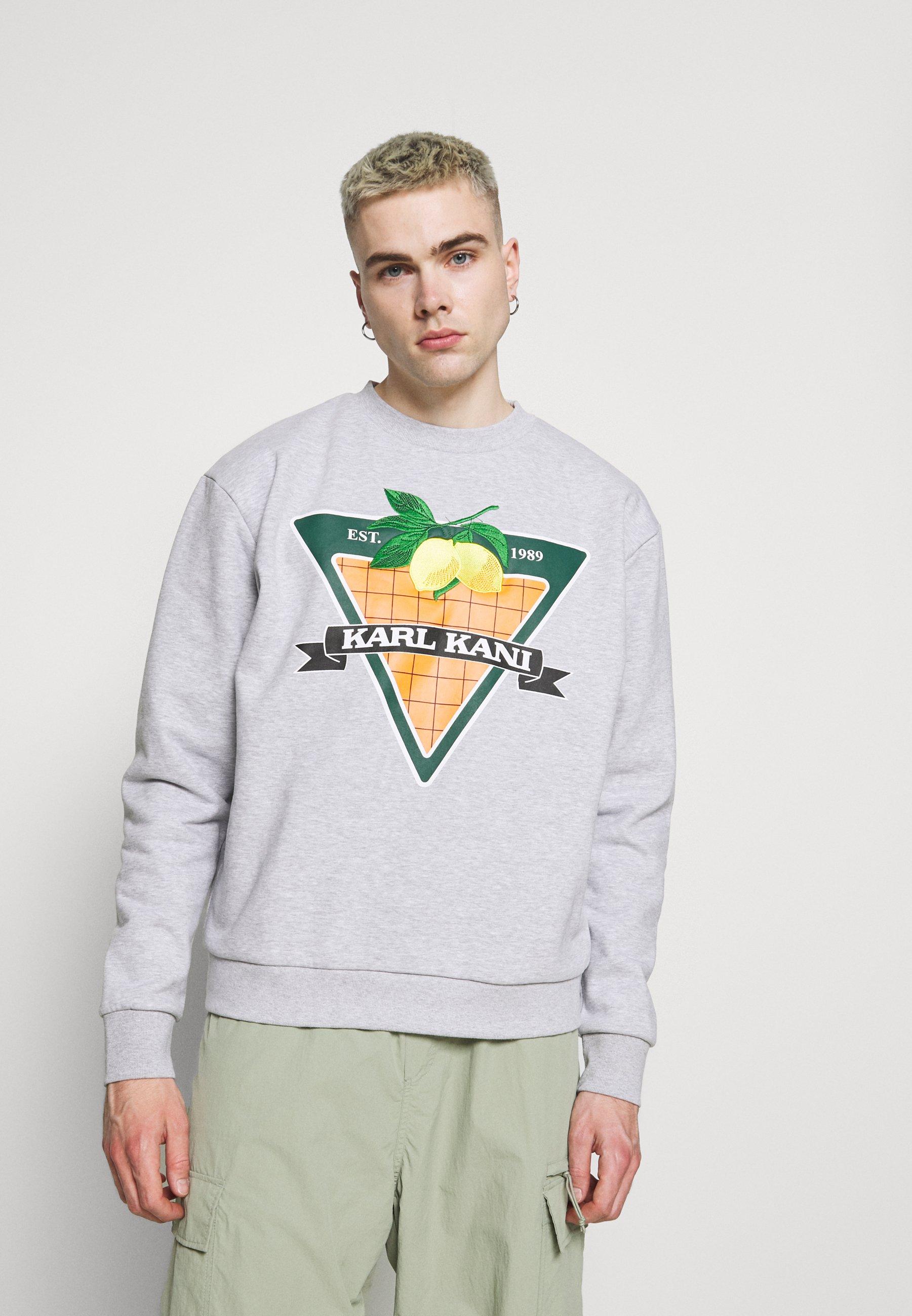Homme RETRO CREW - Sweatshirt