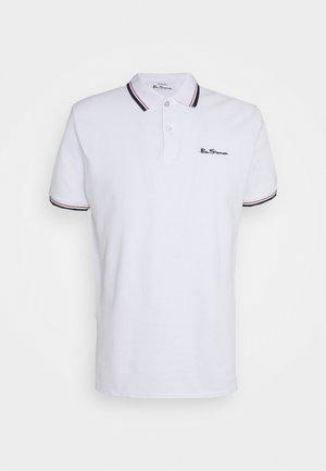 SIGNATURE - Polo shirt - white