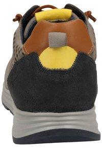Sansibar Shoes - SANSIBAR SHOES SNEAKER - Sneakersy niskie - mittelgrau 32 - 3