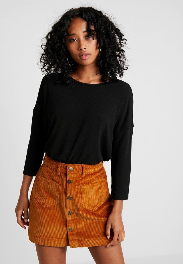 ONLGLAMOUR - Pitkähihainen paita - black