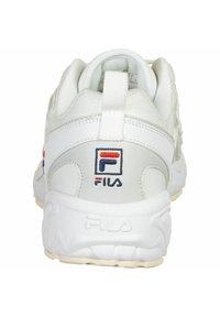 Fila - SCHUHE ADRENALINE - Trainers - white/lighter gray - 3