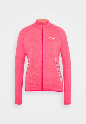 PEDROC - Fleece jacket - virtual pink melange