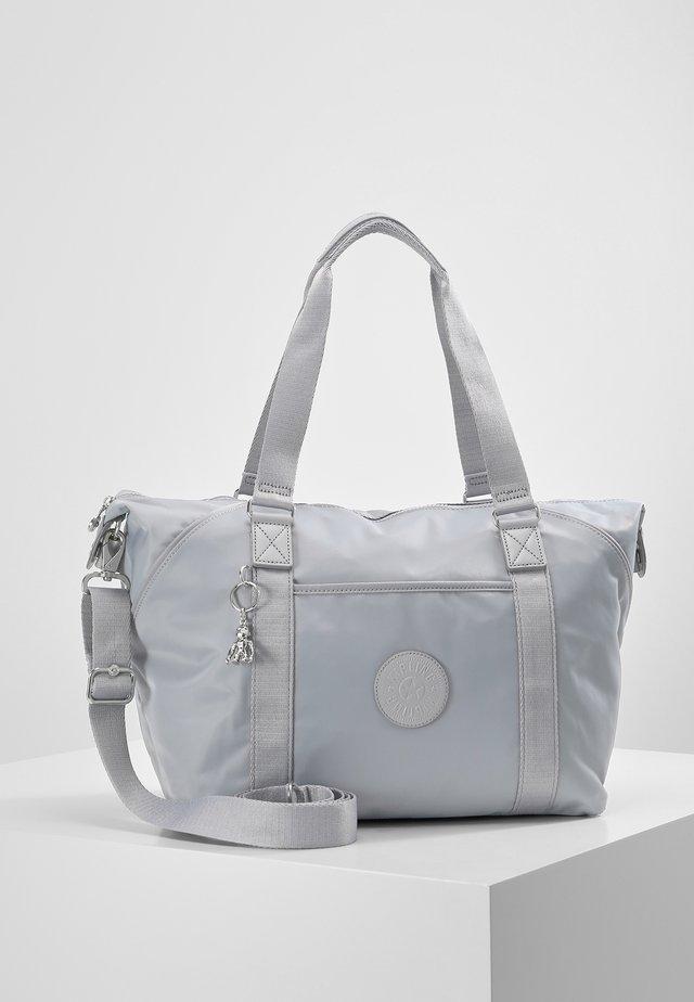 ART - Shopping bag - natural grey