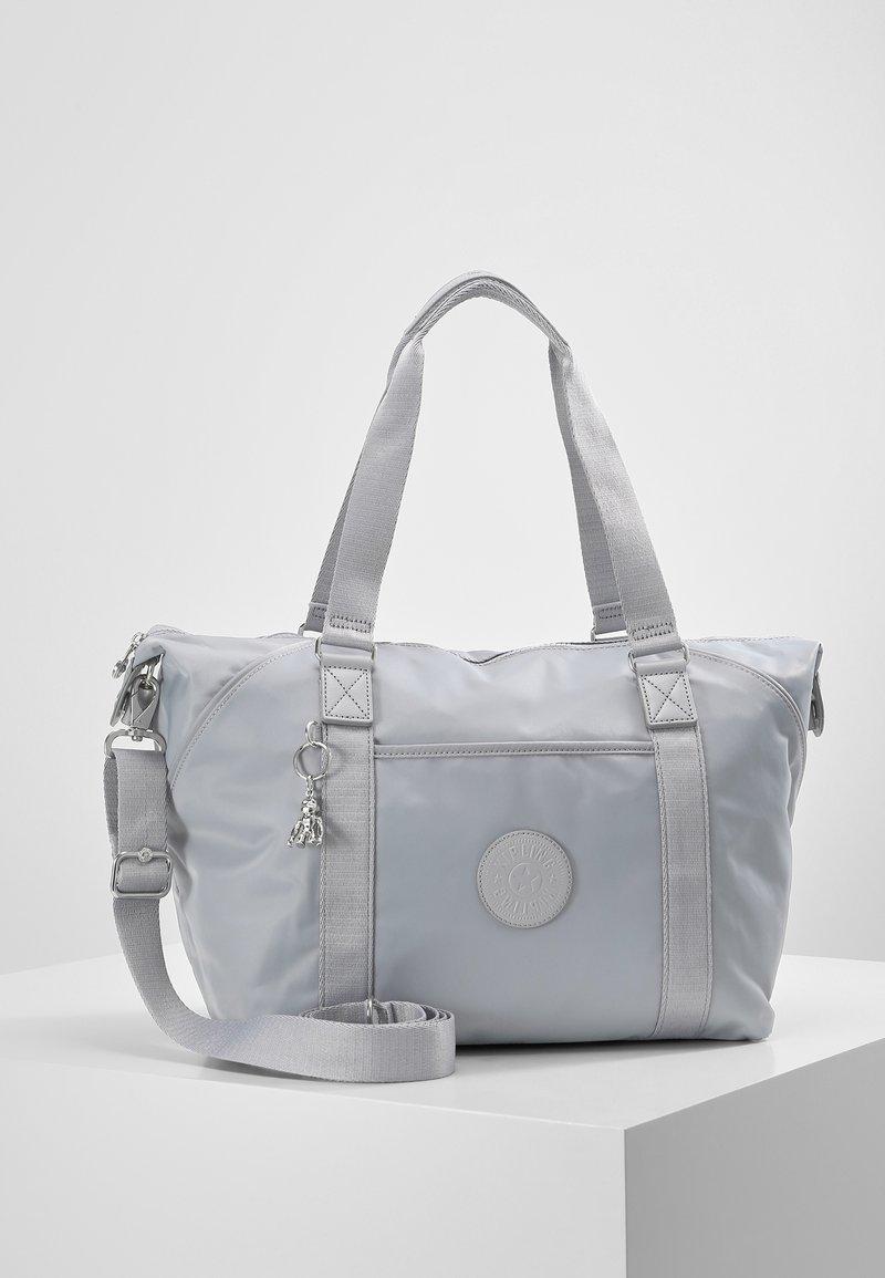 Kipling - ART - Tote bag - natural grey