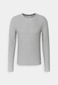 Blend - Stickad tröja - grey - 4