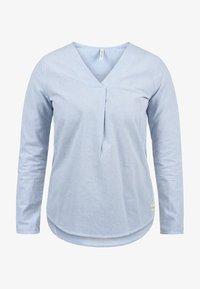 Blendshe - LANGARMBLUSE STACEY - Blouse - light blue - 5