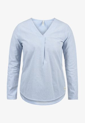 LANGARMBLUSE STACEY - Blouse - light blue