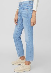 Marc O'Polo - THEDA - Relaxed fit jeans - authentic light blue wash - 4