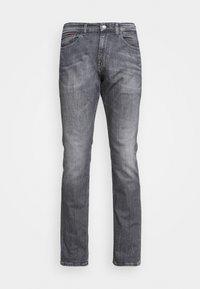 Tommy Jeans - SCANTON SLIM - Slim fit -farkut - midnight grey - 3