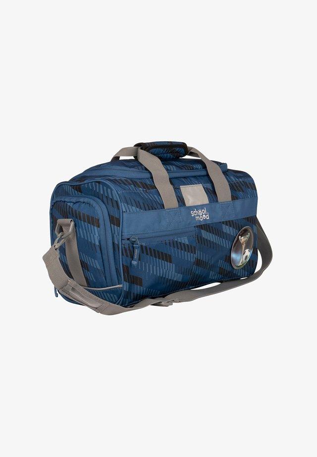 Sports bag - light blue
