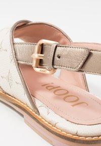 JOOP! - CORTINA LILO - Sandals - offwhite - 2