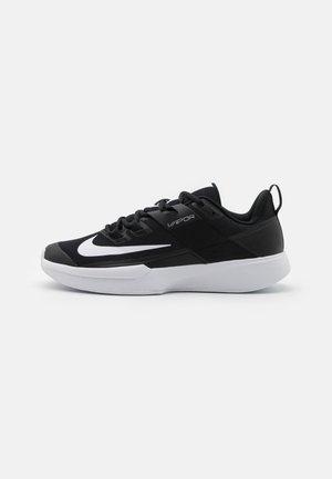 VAPOR LITE CLAY - Zapatillas de tenis para tierra batida - black/white