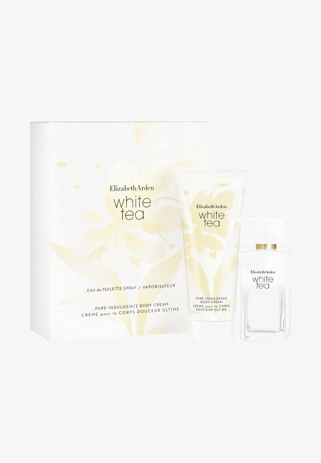 ELIZABETH ARDEN WHITE TEA SET BODY CREAM & EDT - Bad- & bodyset - -