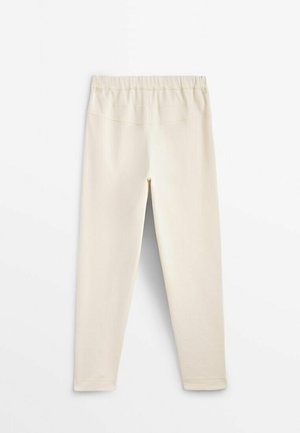 JOGGER  - Trousers - beige
