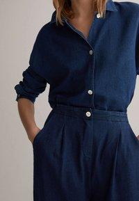 OYSHO - Trousers - blue - 3