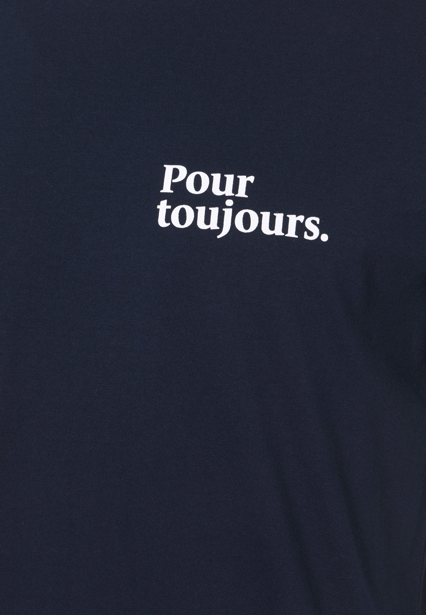 Women POUR TOUJOURS UNISEX - Print T-shirt