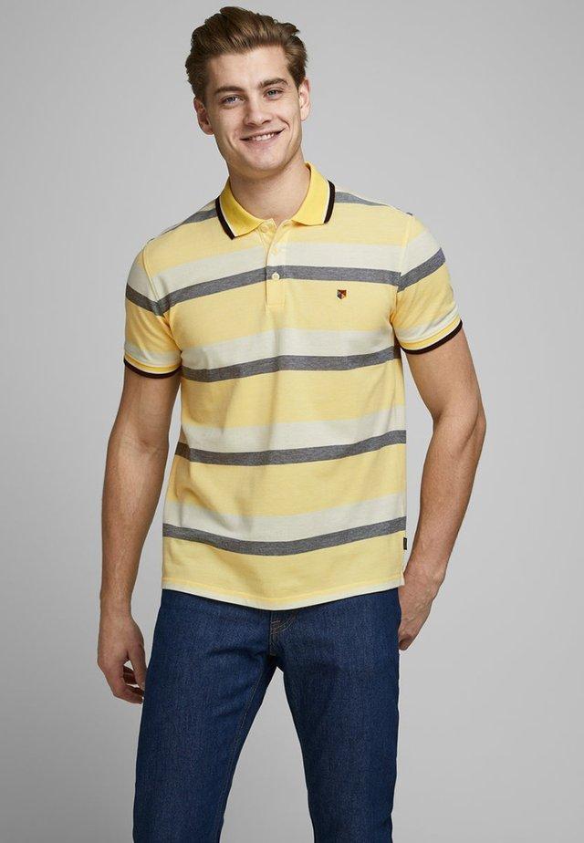 STREIFEN - Polo - sun yellow