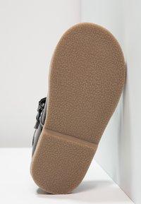 Friboo - Ankle strap ballet pumps - black - 5