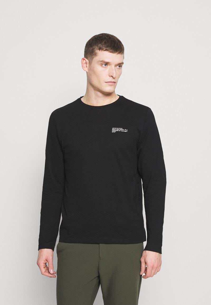 s.Oliver - Långärmad tröja - black
