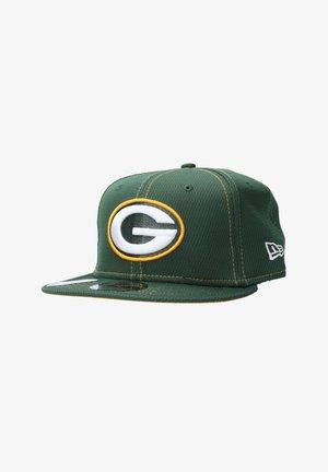 LIFESTYLE NFL GREEN BAY PACKERS 9FIFTY OTC  - Cap - gruen