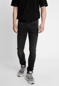 Lee - LUKE - Slim fit jeans - moto grey - 0