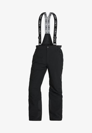MAN PANT - Snow pants - nero